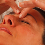 Behandlung von Gesicht und Seele